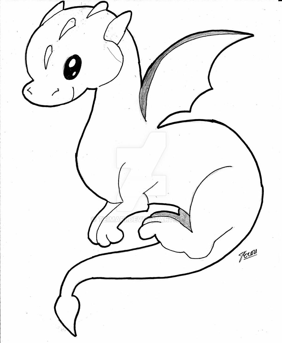 coloring pages of cute dragons cute little dragon playing with snail coloring page free coloring of cute dragons pages