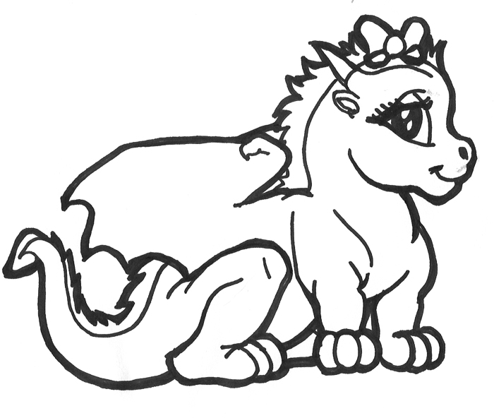 coloring pages of cute dragons pictures of cute dragons coloring home coloring dragons pages cute of