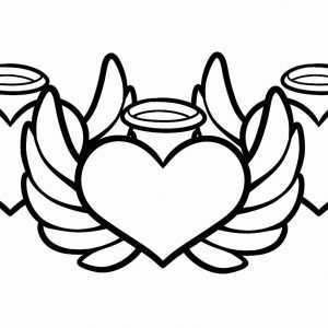 coloring pages of hearts with flames heart with flames coloring pages free download on clipartmag flames coloring hearts with pages of