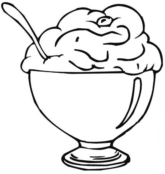 coloring pages of ice cream sundaes ice cream sundae coloring pages surfnetkids of coloring sundaes pages ice cream