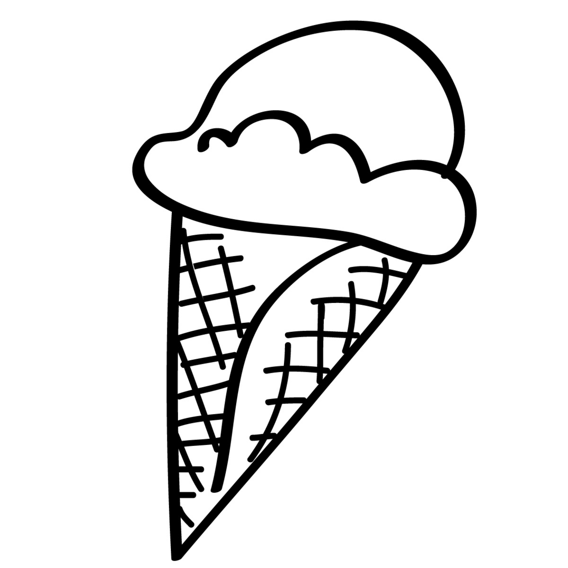 coloring pages of ice cream sundaes yummy ice cream sundae coloring page riscos pinterest of pages ice sundaes cream coloring