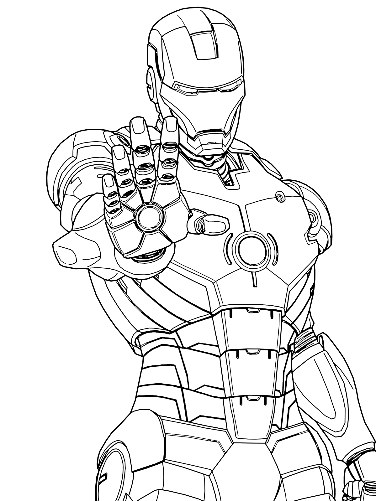 coloring pages of iron man free printable iron man coloring pages for kids best of coloring iron pages man