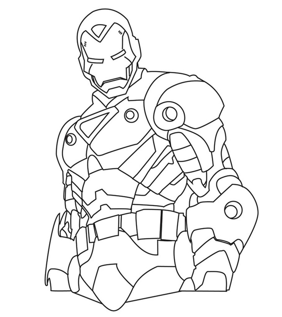 coloring pages of iron man free printable iron man coloring pages for kids cool2bkids of coloring pages man iron