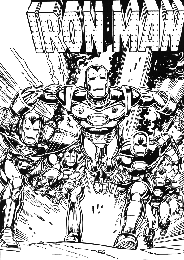 coloring pages of iron man iron man coloring pages free printable coloring pages coloring pages man of iron