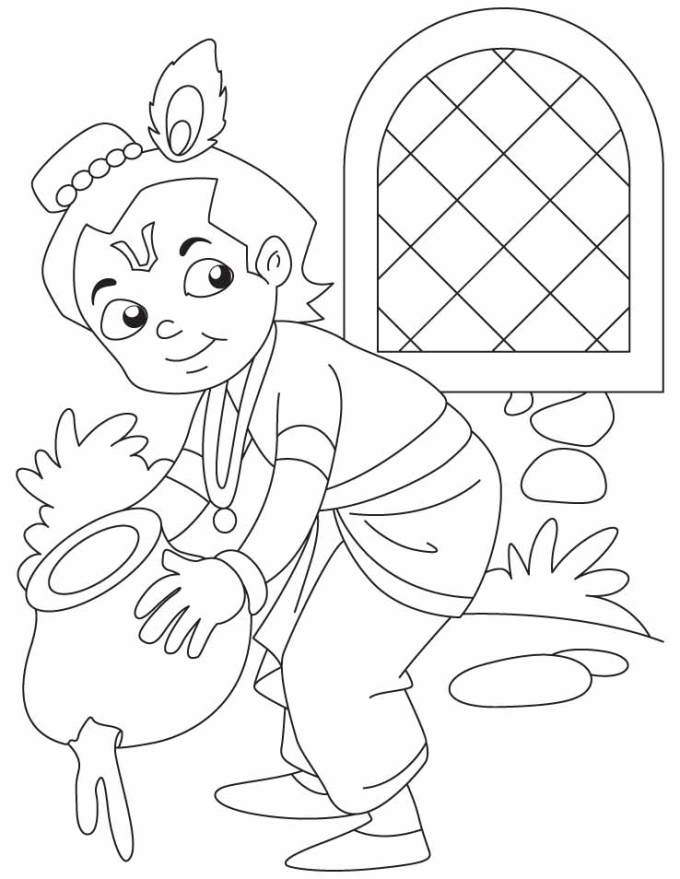 coloring pages of krishna 15 krishna janmashtami celebration ideas and activities krishna of pages coloring