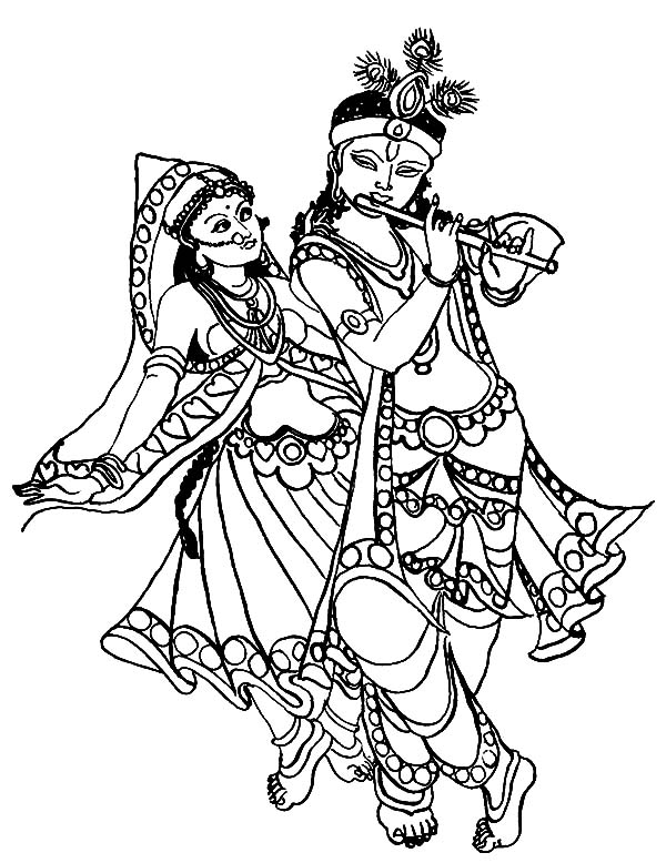 coloring pages of krishna baby krishna coloring pages getcoloringpagescom pages of krishna coloring
