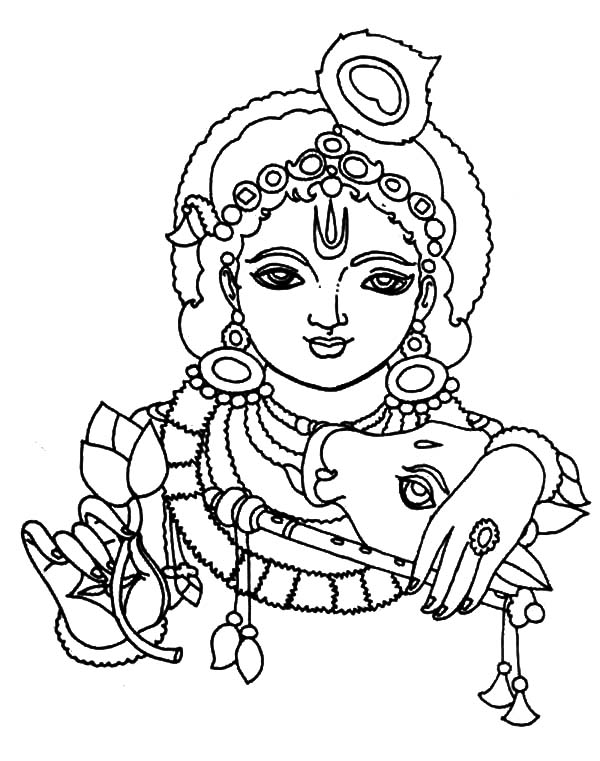 coloring pages of krishna krishna playing swing coloring pages download print coloring krishna pages of