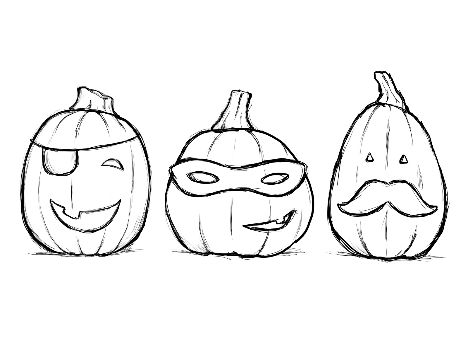coloring pages of pumpkins free printable pumpkin coloring pages for kids cool2bkids of pages pumpkins coloring