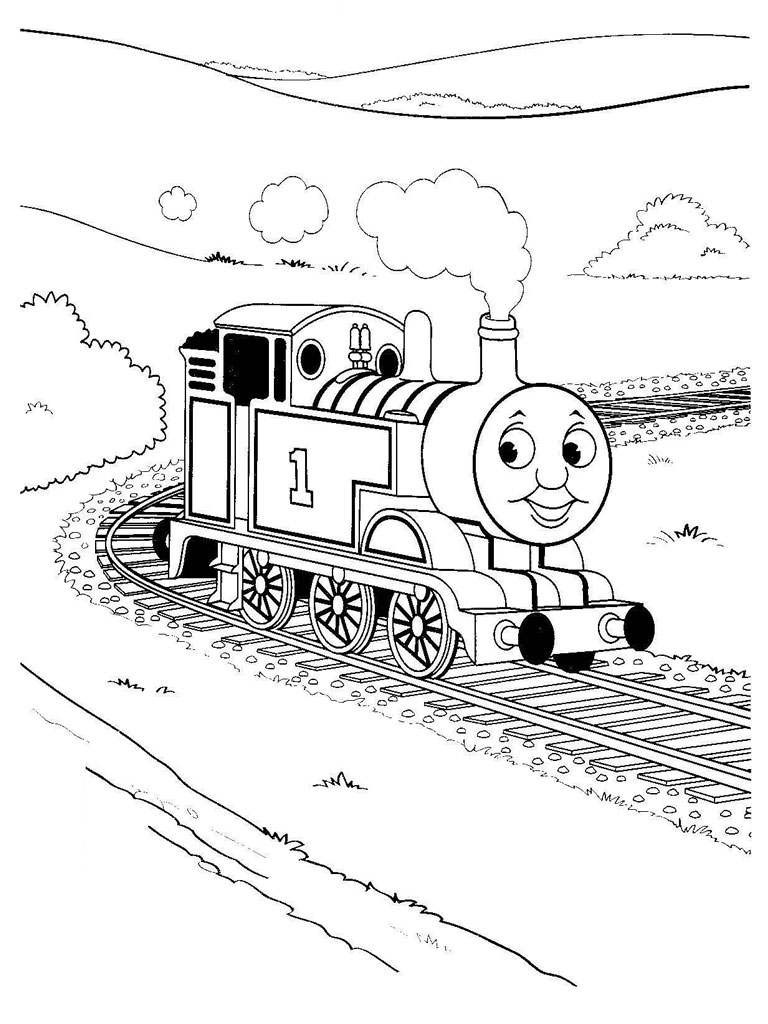 coloring pages of thomas and friends 20 free printable thomas and friends coloring pages thomas and of pages coloring friends