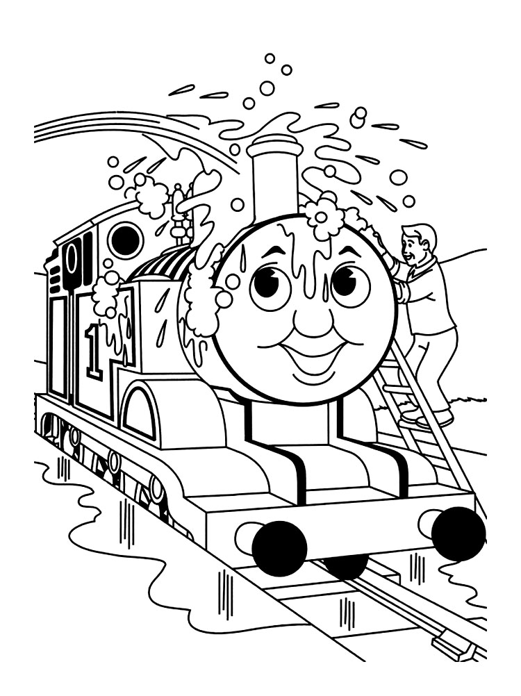 coloring pages of thomas and friends thomas and friends coloring pages download and print and pages thomas coloring friends of