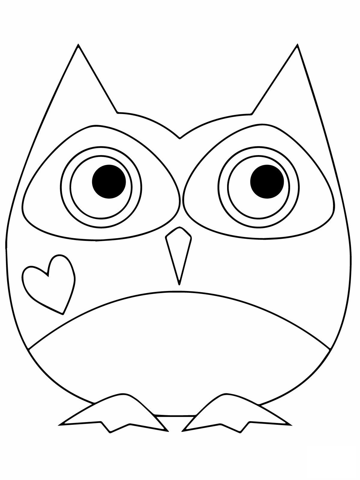 coloring pages owls owl coloring pages kidsuki pages coloring owls