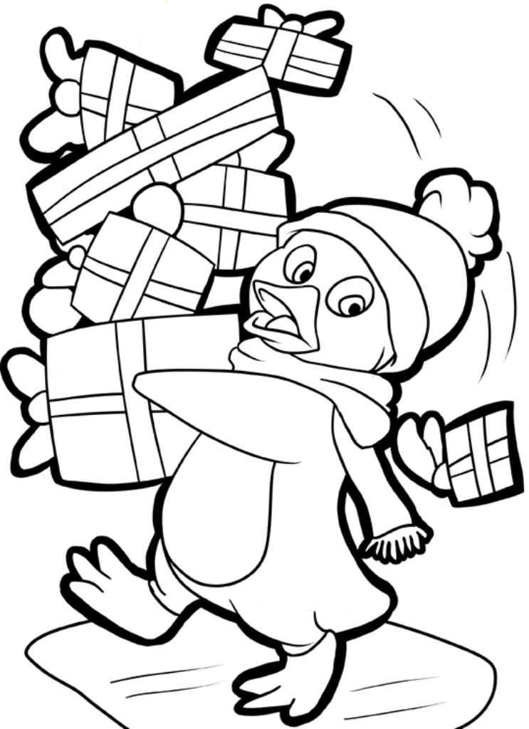 coloring pages penguins family penguin coloring page free printable coloring penguins pages coloring