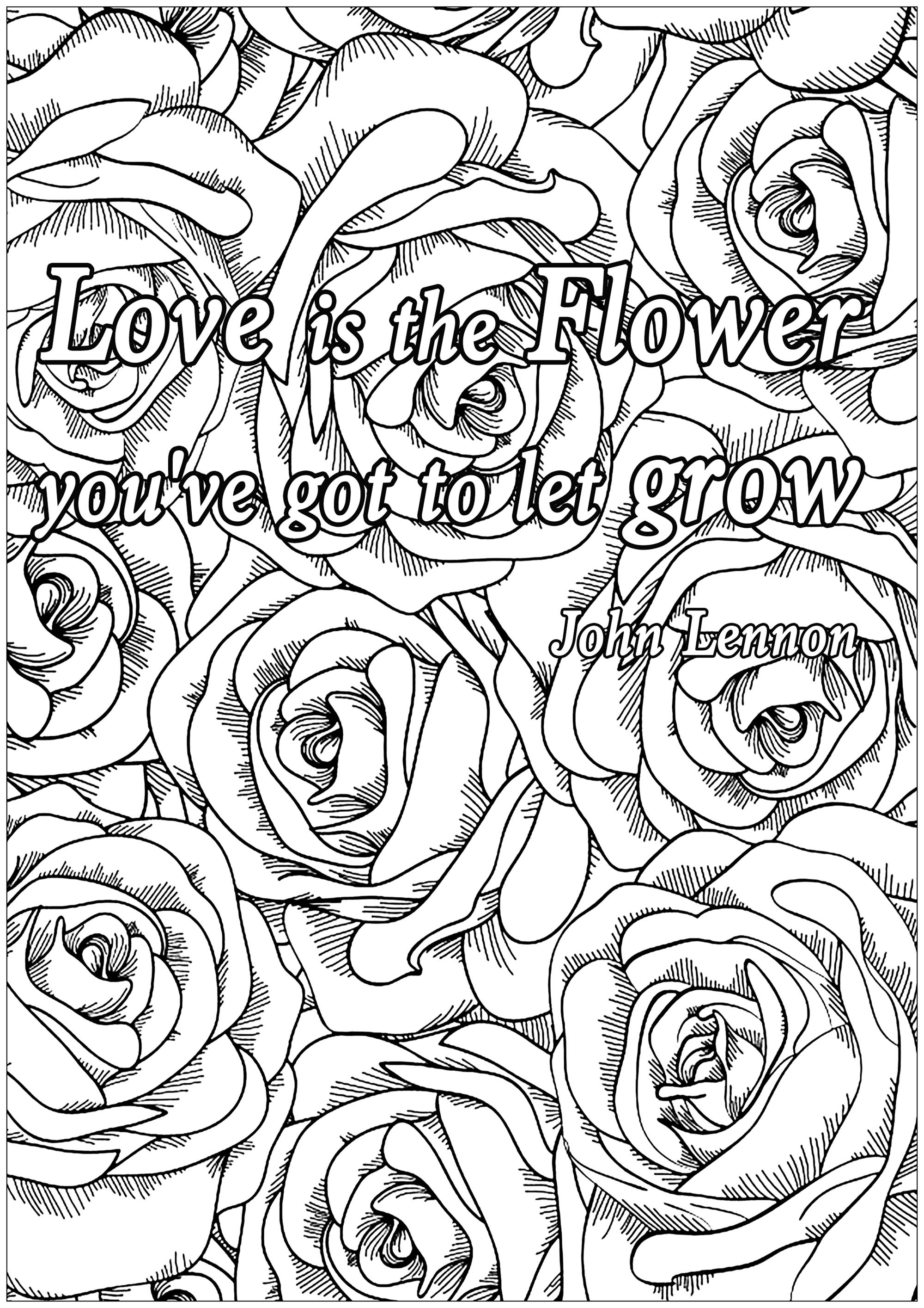 coloring pages quotes for adults all quotes coloring pages printable quotesgram coloring for pages quotes adults