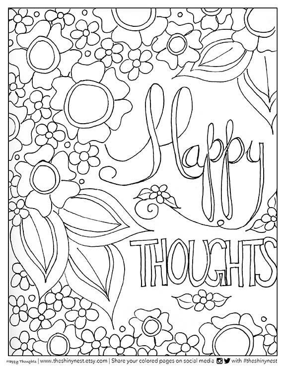 coloring pages quotes for adults quote coloring pages for adults and teens best coloring quotes adults pages coloring for
