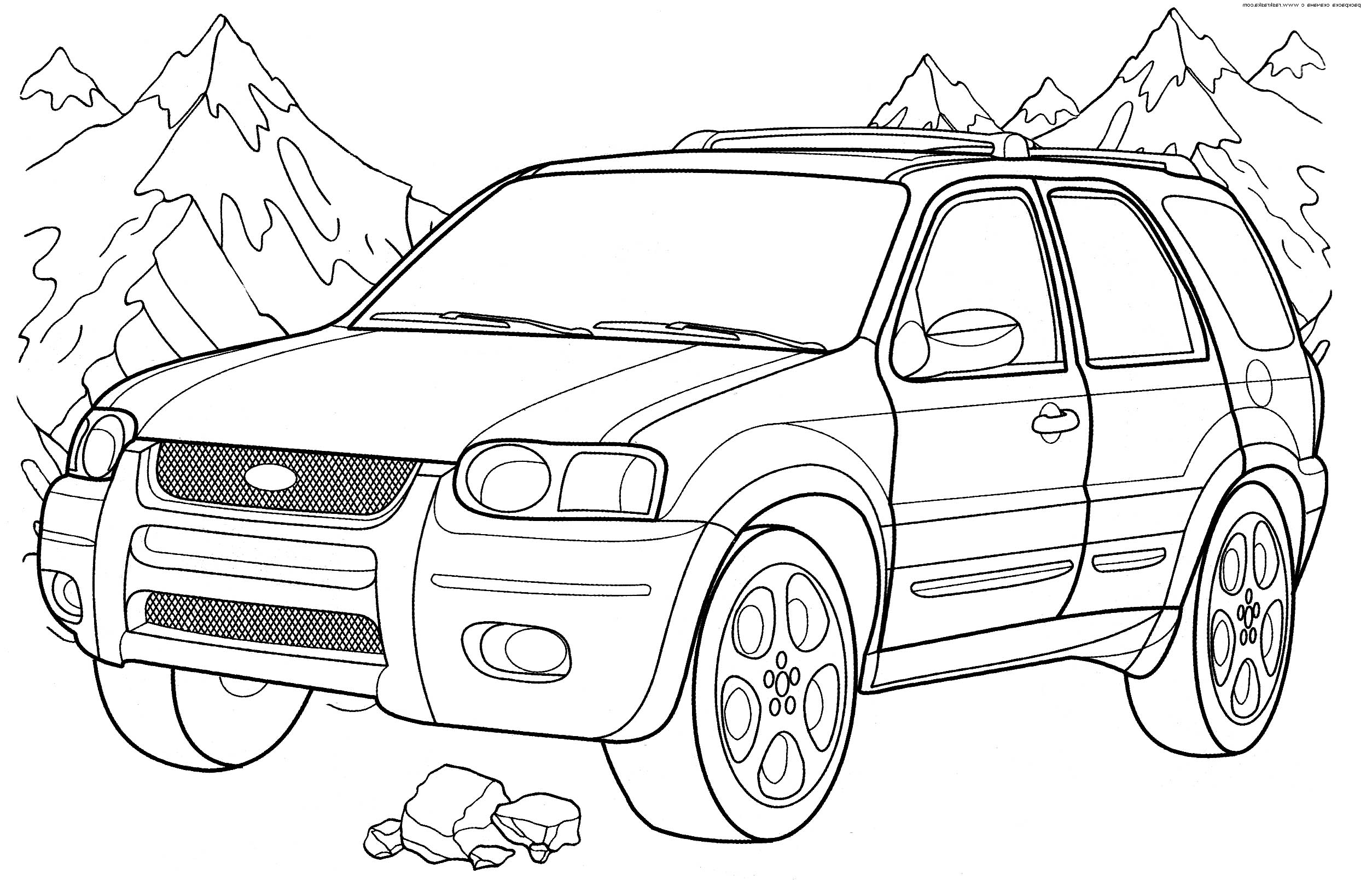 coloring pages to print cars ford coloring pages to download and print for free print cars pages coloring to