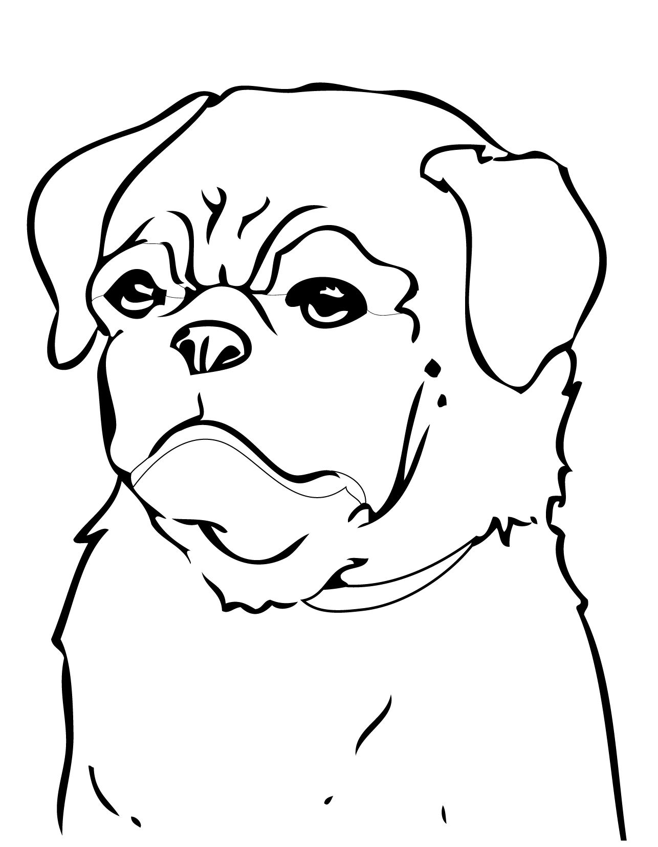 coloring pages to print dogs animals coloring pages cute puppy playing kids to print dogs coloring pages