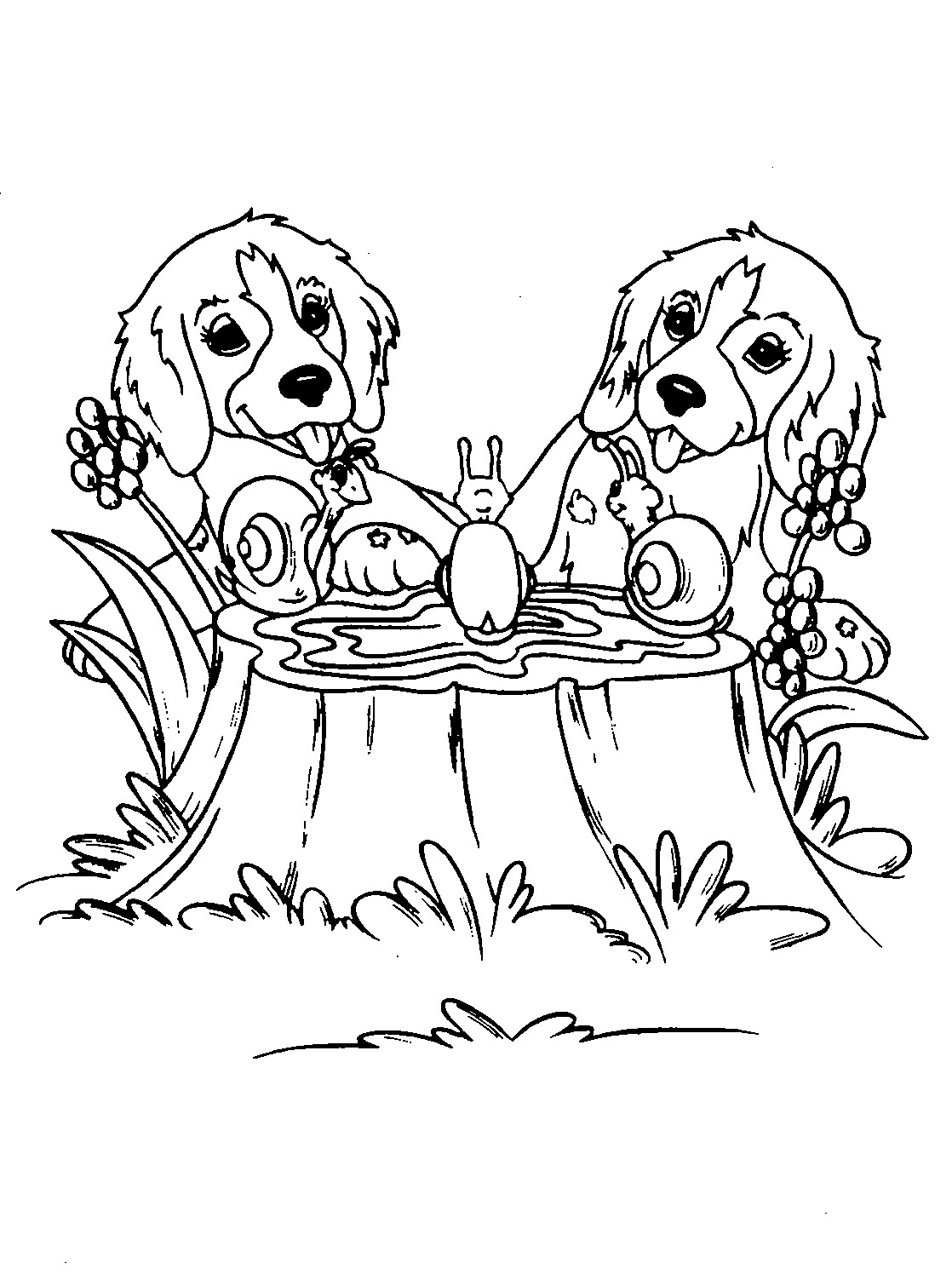 coloring pages to print dogs dog coloring pages for kids print them online for free pages to print dogs coloring
