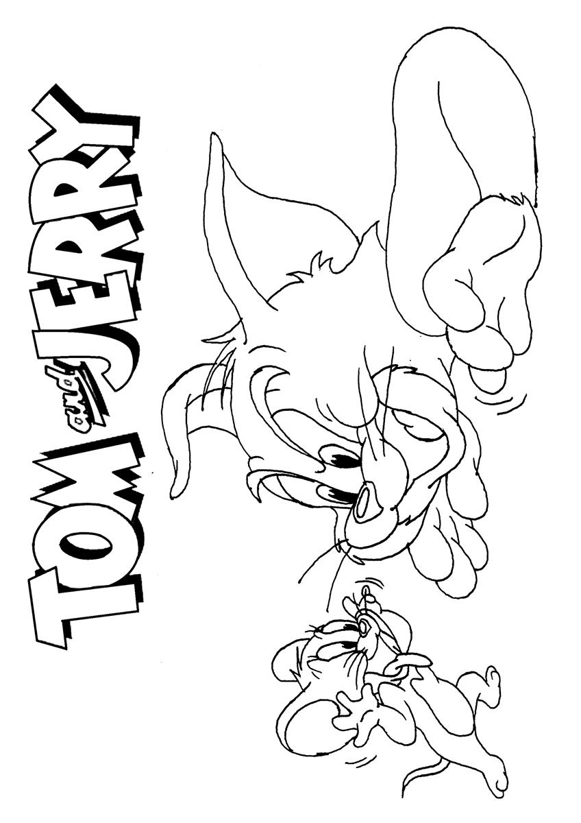 coloring pages tom and jerry drawing with colour tom and jerry coloring page drawing colour pages tom jerry coloring and with