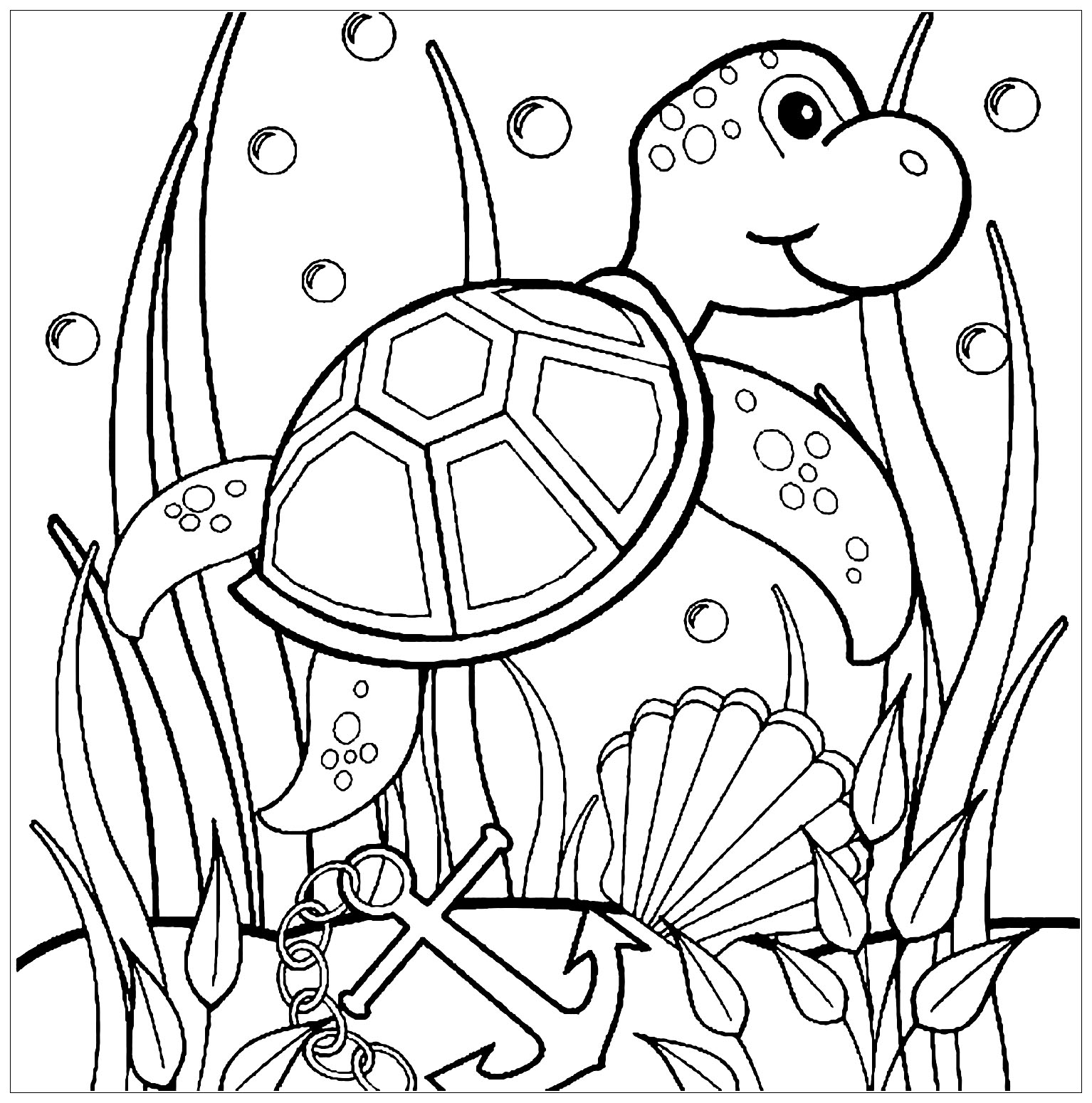coloring pages turtle free easy to print turtle coloring pages tulamama pages turtle coloring