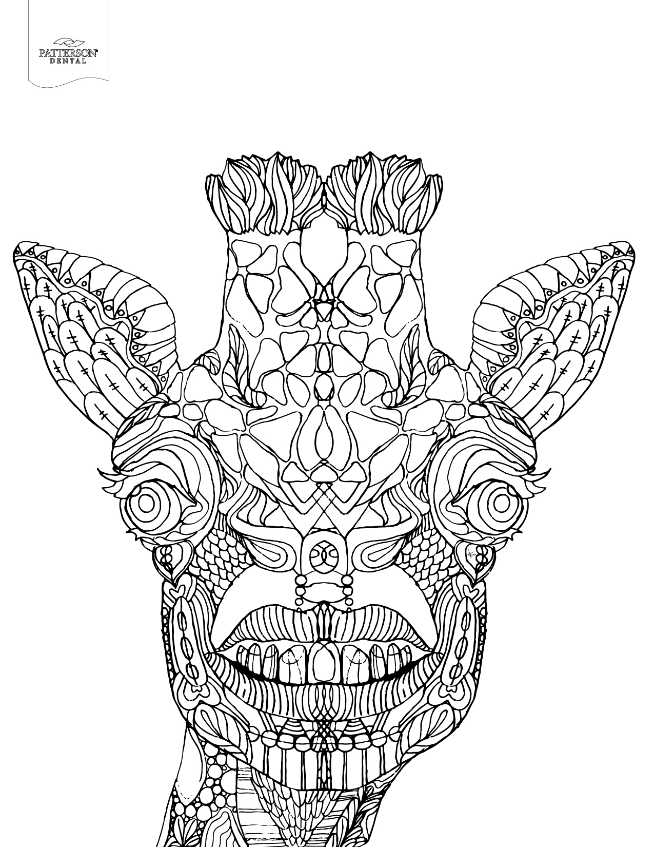 coloring papers 10 toothy adult coloring pages printable off the cusp coloring papers