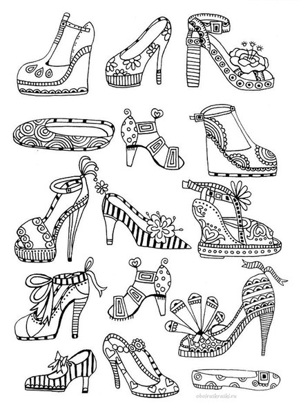 coloring pencils and markers high heels coloring page for adults gt if you39re in the markers coloring pencils and