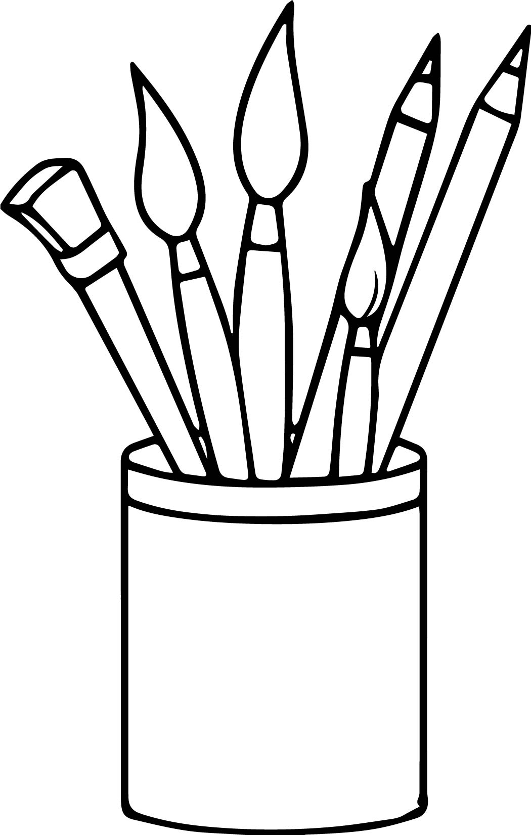 coloring pencils clipart free picture of pencil download free clip art free clip pencils clipart coloring