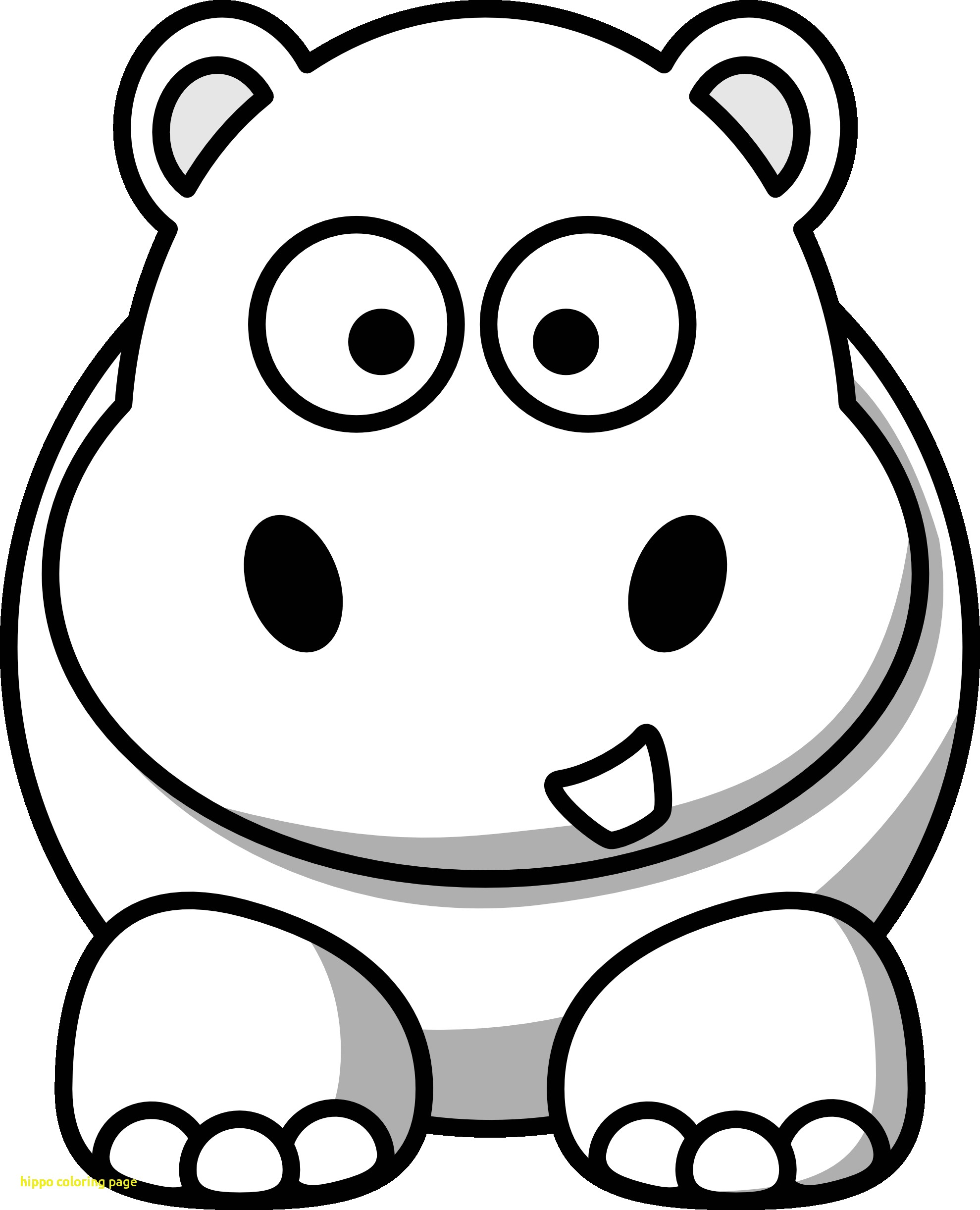 coloring picture hippo hippo coloring pages download coloring hippo picture