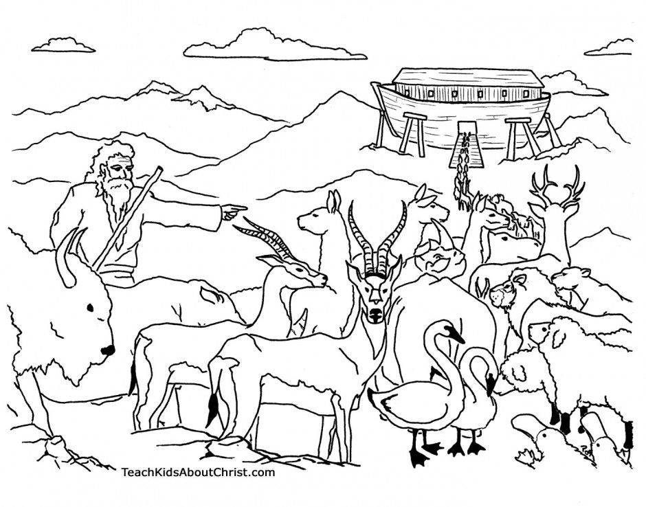 coloring picture noah coloring pages for noah and the ark coloring noah picture