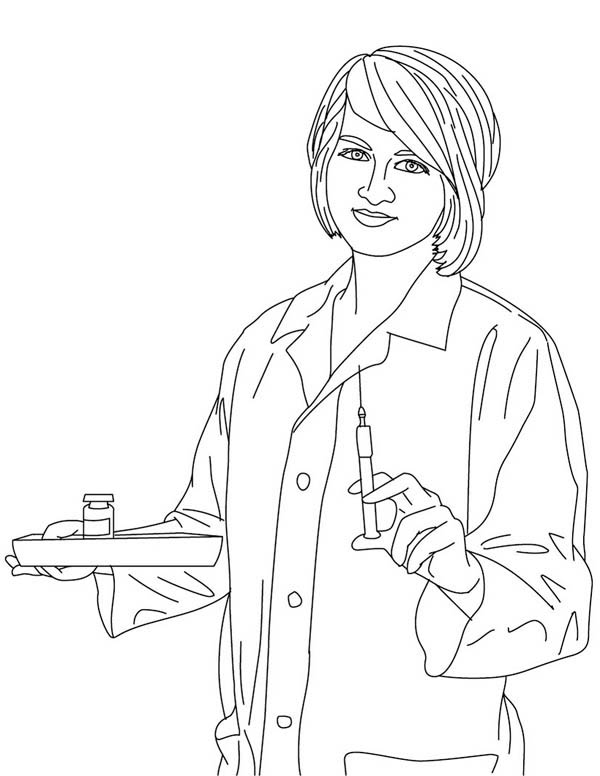 coloring picture nurse nurse coloring pages to download and print for free picture nurse coloring