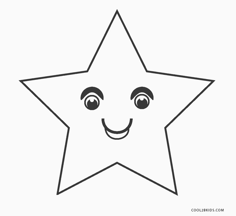 coloring picture of a star don39t eat the paste star box and coloring page picture star coloring of a