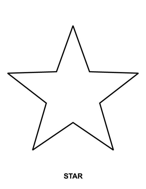 coloring picture of a star free printable star coloring pages for kids of coloring star picture a