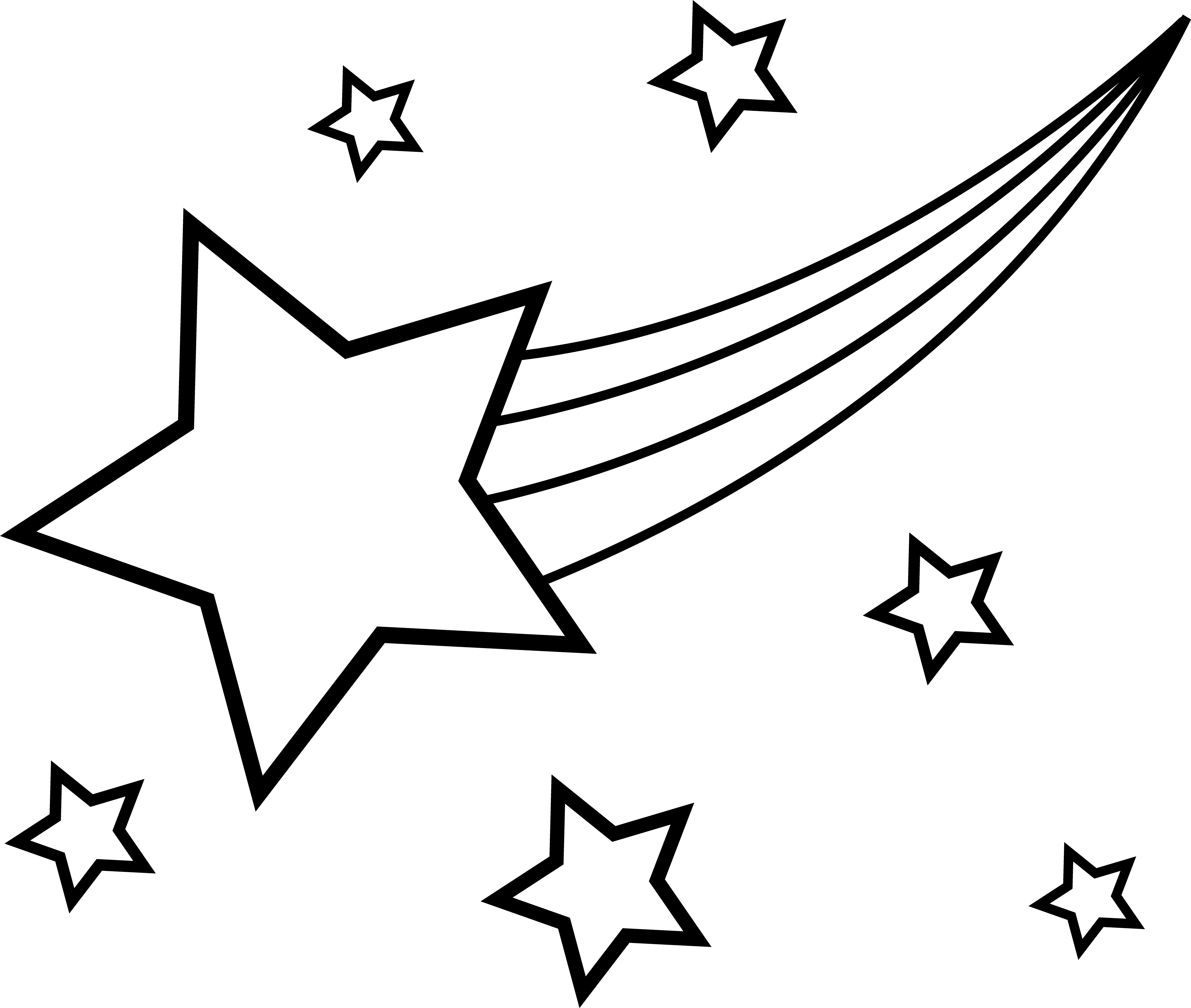coloring picture of a star star coloring pages for childrens printable for free of a coloring star picture