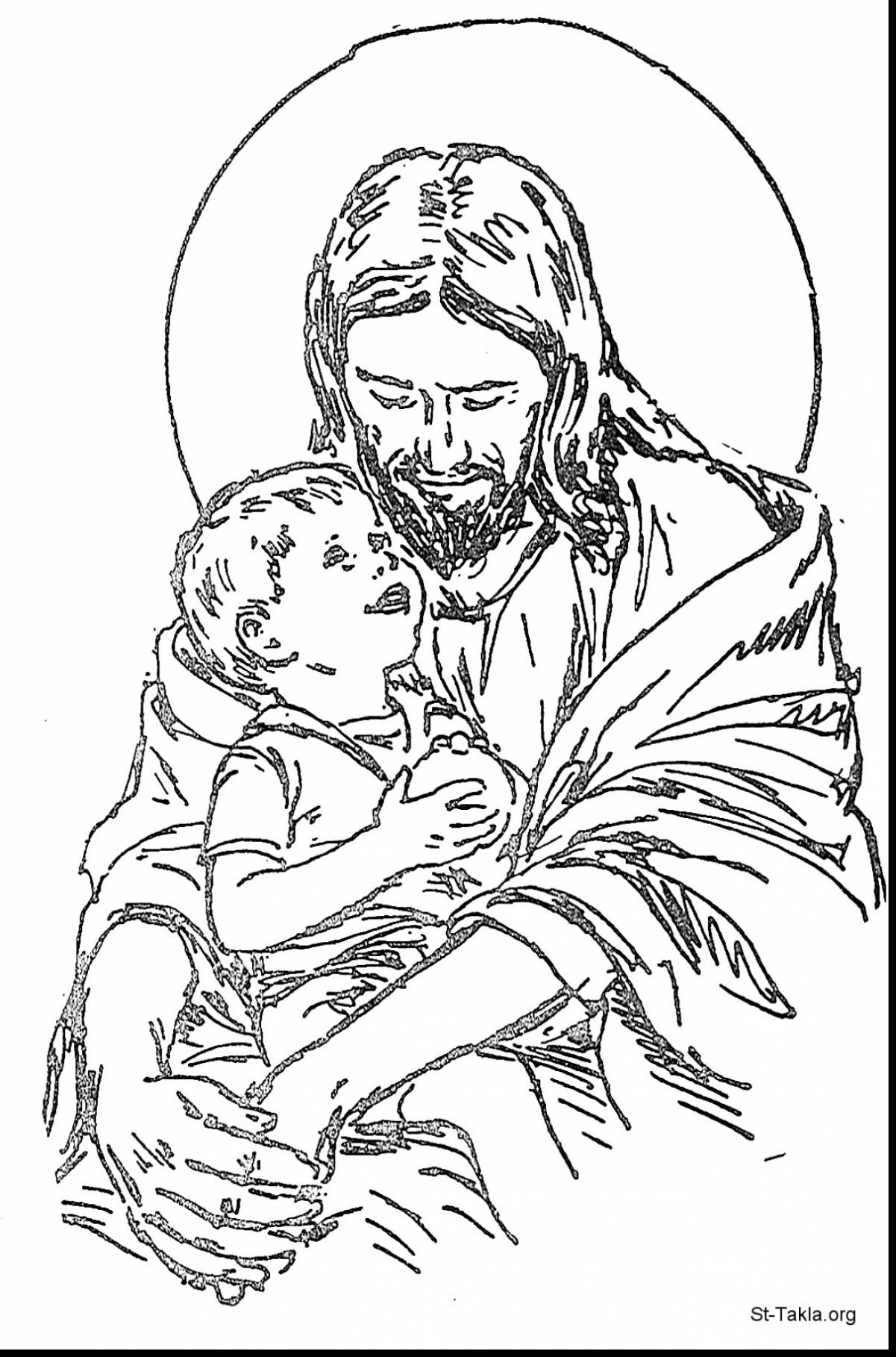 coloring picture of baby jesus baby jesus coloring page printable at getcoloringscom of picture baby coloring jesus