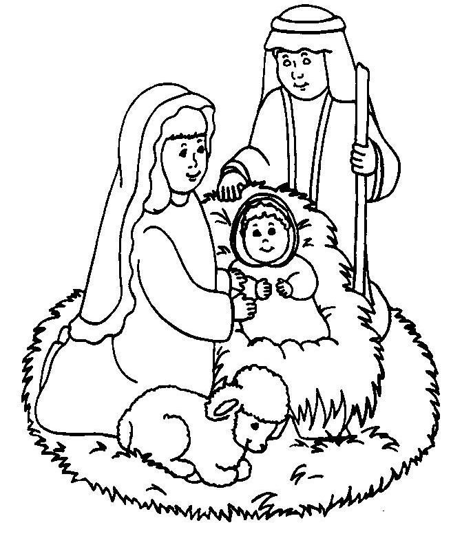 coloring picture of baby jesus baby jesus coloring pages best coloring pages for kids of coloring jesus baby picture