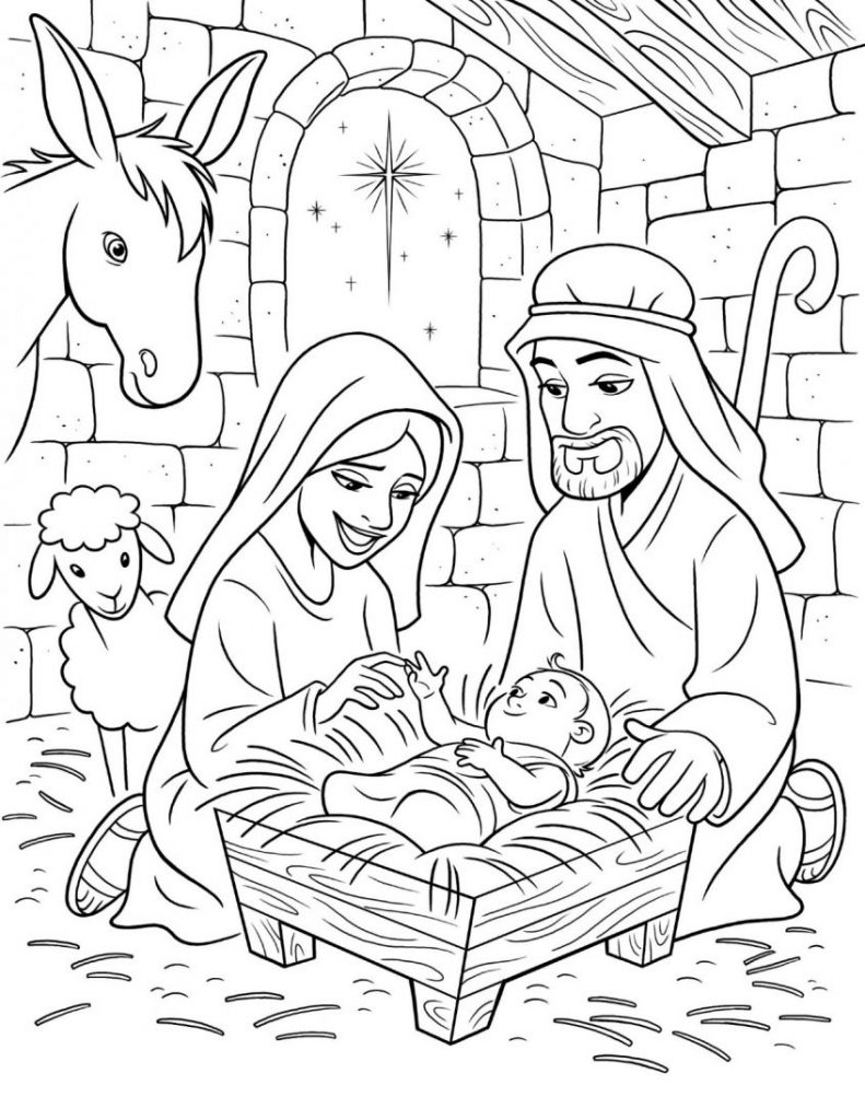 coloring picture of baby jesus coloring page baby jesus coloring page pages sheet coloring baby of picture jesus