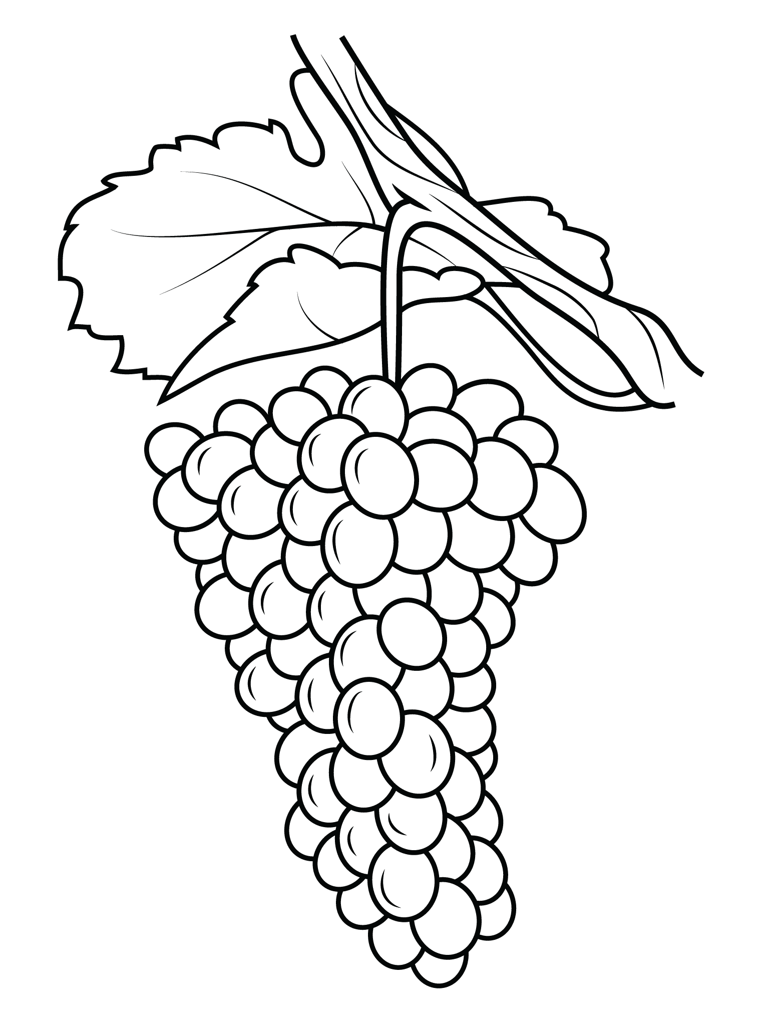 coloring picture of grapes grape coloring pages download and print grape coloring pages grapes of coloring picture