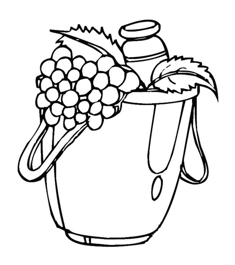 coloring picture of grapes grape coloring pages download and print grape coloring pages of coloring grapes picture