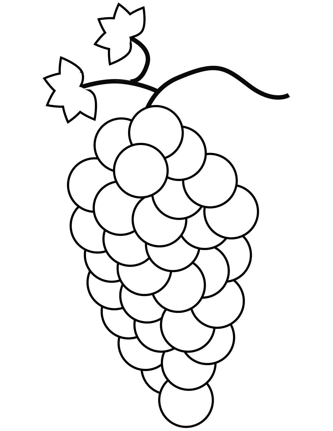 coloring picture of grapes two grapes sleeping coloring pages color luna grape coloring of picture grapes