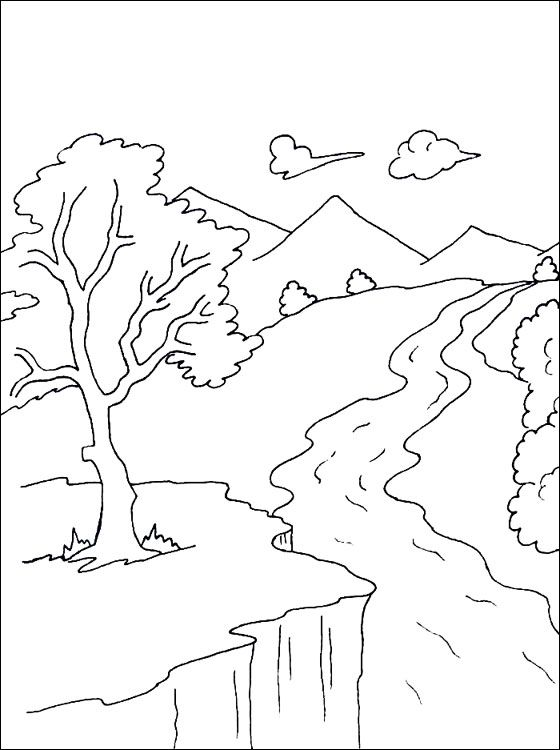coloring picture river nile river coloring page at getcoloringscom free picture river coloring