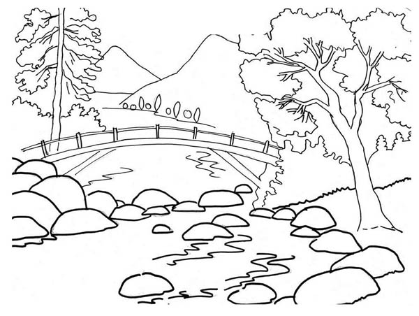 coloring picture river river coloring pages coloring pages to download and print picture coloring river