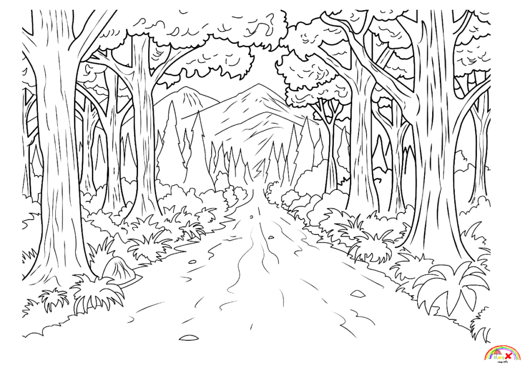 coloring picture river river coloring pages picture coloring river