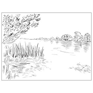 coloring picture river river nature printable coloring pages river coloring picture