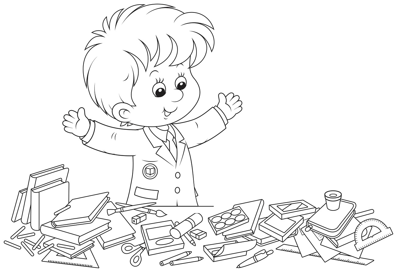 coloring picture school back to school coloring pages sarah titus coloring school picture