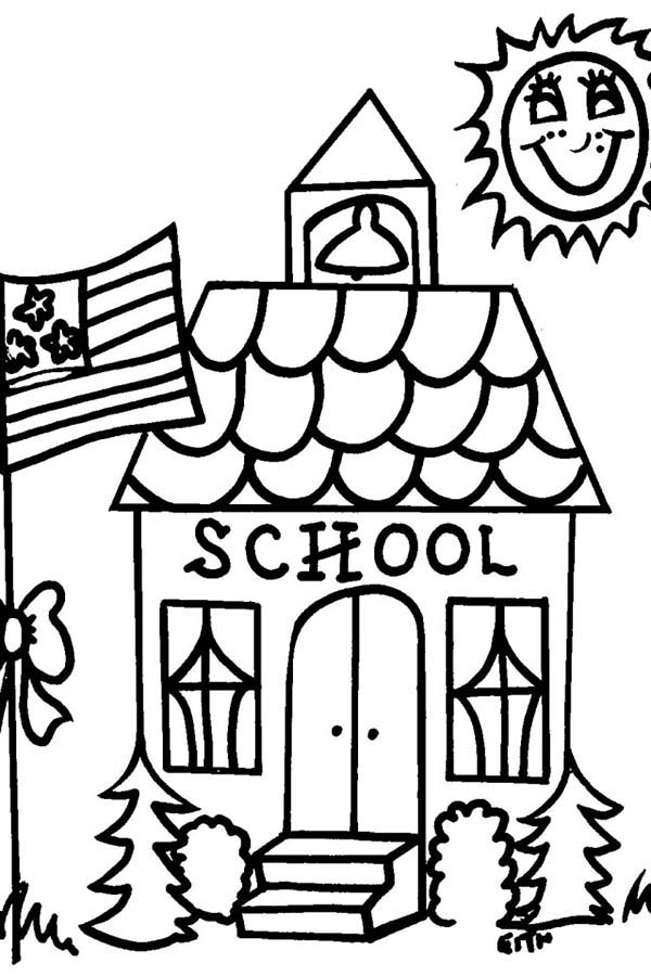 coloring picture school school coloring pages to download and print for free coloring picture school