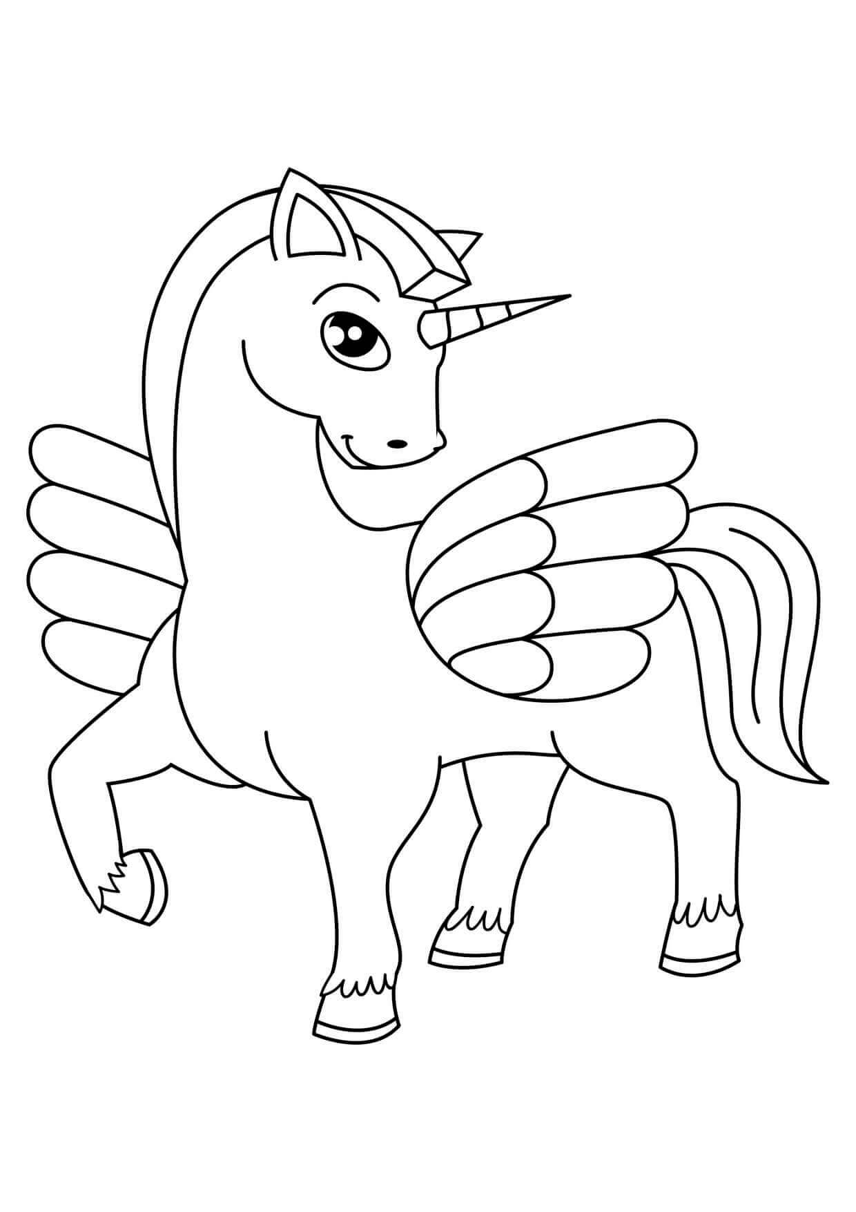 coloring picture unicorn unicorn coloring pages to download and print for free coloring unicorn picture