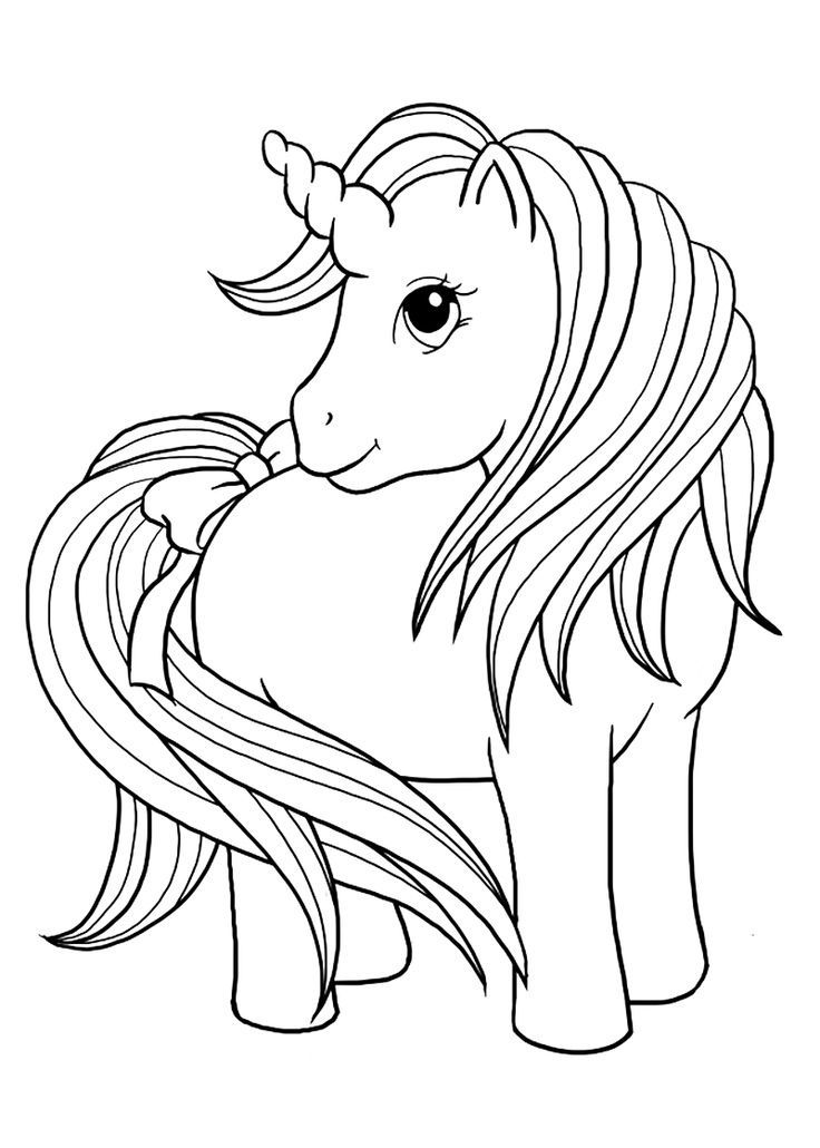 coloring picture unicorn unicorn coloring pages to download and print for free unicorn picture coloring