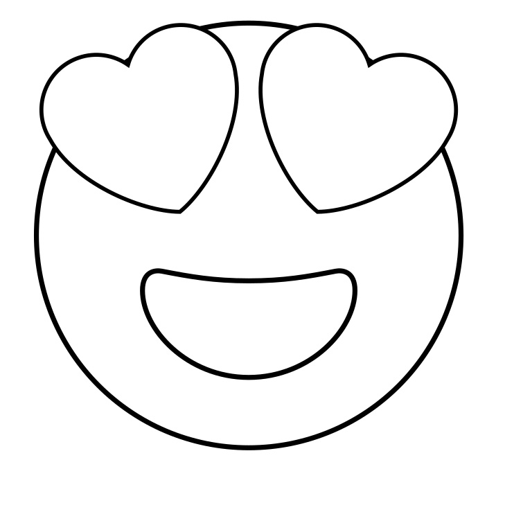 coloring pictures emojis free printable emoji coloring pages for kids heart and coloring pictures emojis