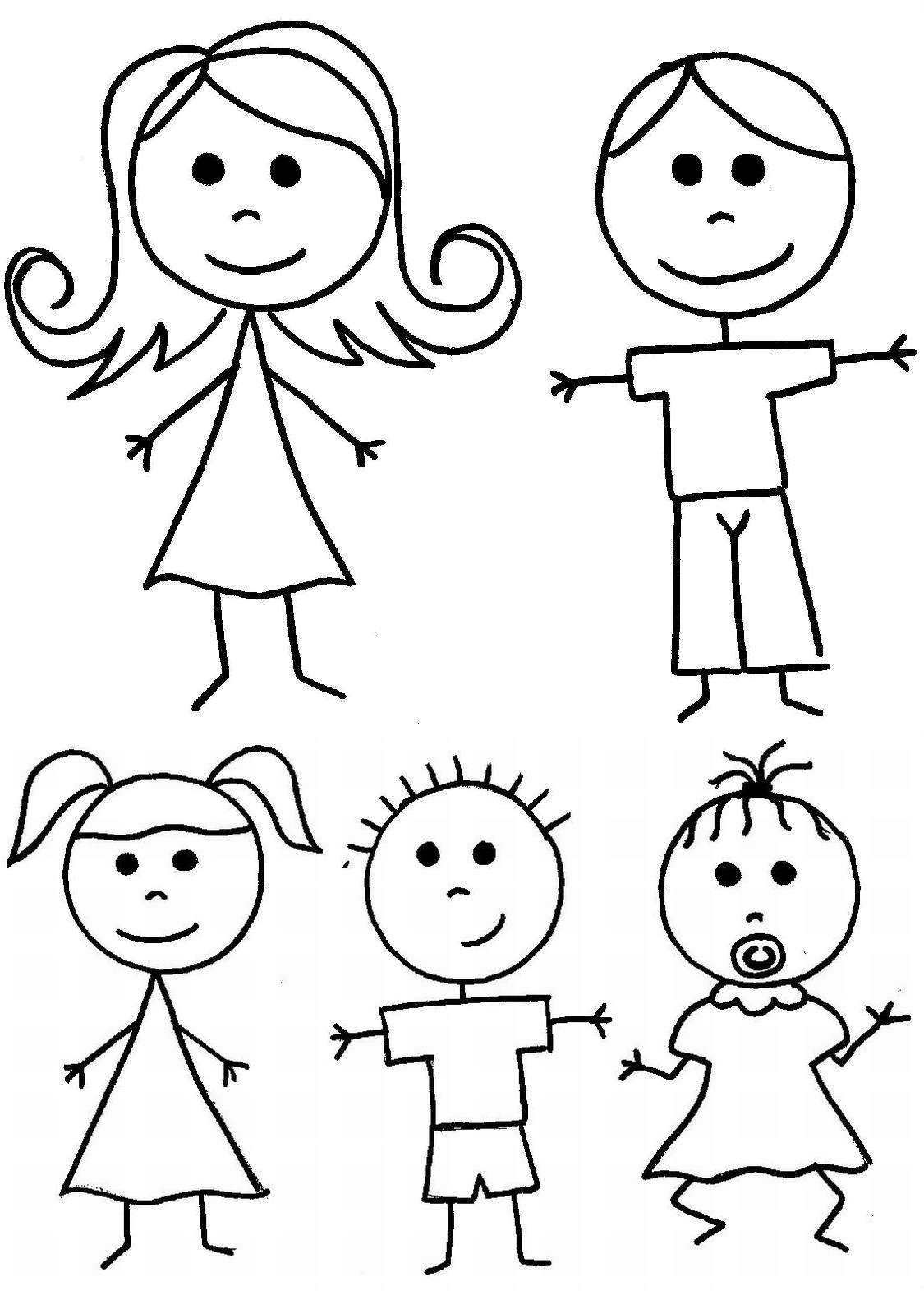 coloring pictures of people people coloring pages getcoloringpagescom coloring pictures of people 1 2