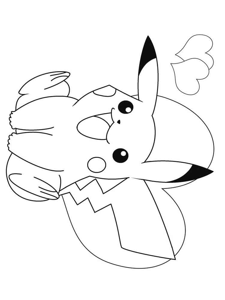 coloring pictures pikachu pikachu coloring pages at getdrawings free download coloring pictures pikachu