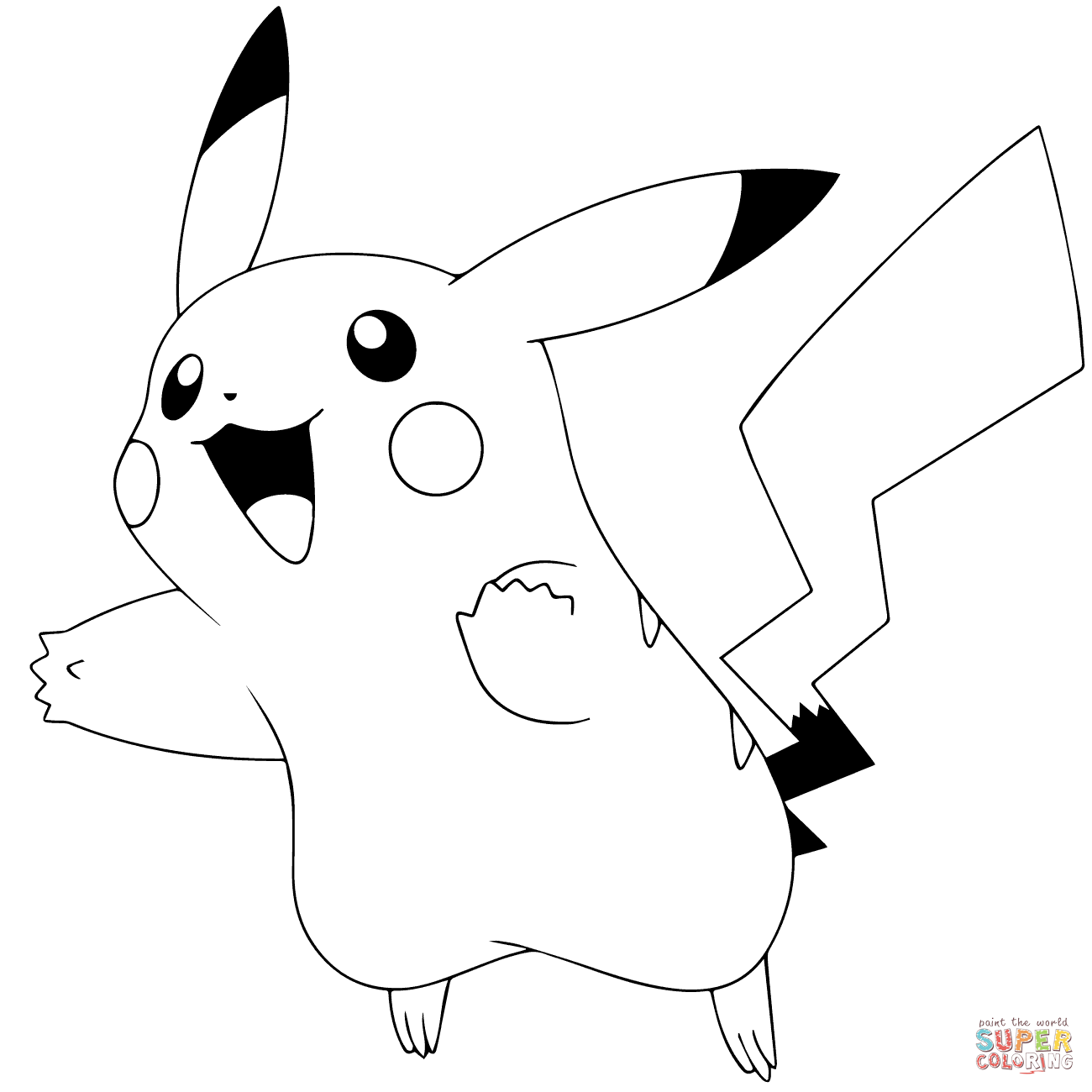 coloring pictures pikachu pikachu coloring pages free printable pikachu coloring pages pikachu pictures coloring